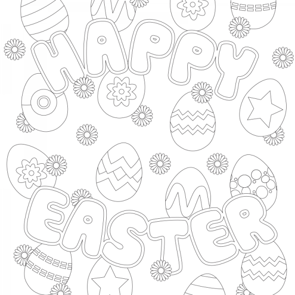 Free Easter pattern 51