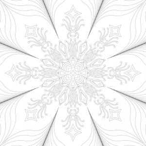Illuminate Me pattern
