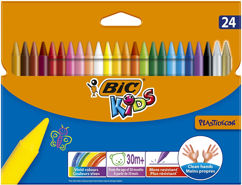 Bic Crayons