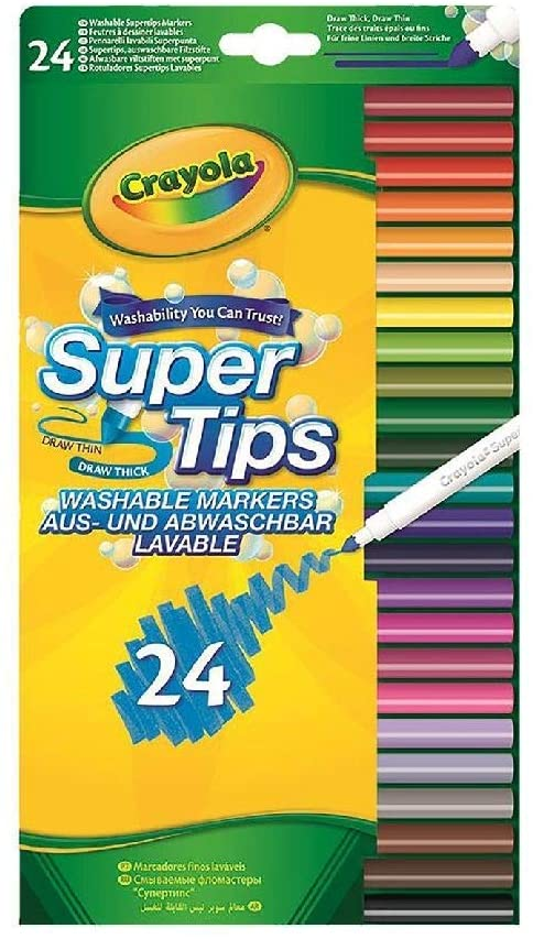 Crayola Super Tips